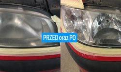 renowacja reflektorów we Wrocławiu