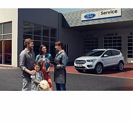 wiosenny przegląd Forda