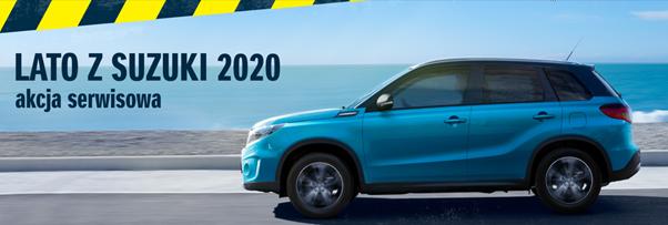Lato z Suzuki 2020